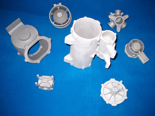 ferrous and non-ferrous investment castings